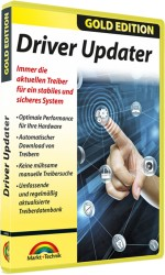 Driver Updater - Gold Edition, Best.Nr. MT-84909, € 18,95
