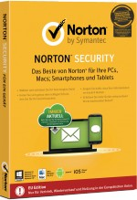 Norton Security f�r 5 Ger�te, Best.Nr. NTB202, € 45,95