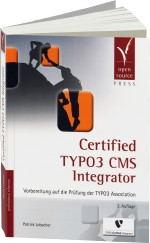 Certified TYPO3 CMS Integrator, Best.Nr. OP-111, € 39,90