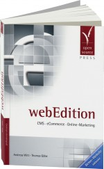 webEdition, Best.Nr. OP-796, € 29,90