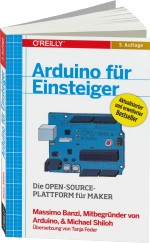 Arduino f�r Einsteiger, Best.Nr. OR-0555, € 16,90