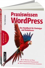 Praxiswissen WordPress, Best.Nr. OR-1972, € 24,90