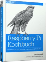Raspberry Pi Kochbuch, Best.Nr. OR-638, € 29,90