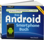 Das Android-Smartphone-Buch, Best.Nr. OR-668, € 19,90