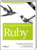 Die Programmiersprache Ruby, Best.Nr. OR-874, € 39,90