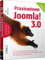 Praxiswissen Joomla! 3.0, Best.Nr. OR-8832, € 39,90