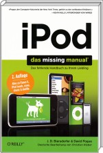 iPod - das missing manual, Best.Nr. OR-990, € 19,90