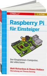 Raspberry Pi f�r Einsteiger, Best.Nr. OR-9923, € 14,90
