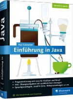 Einf�hrung in Java, Best.Nr. RW-2867, € 29,90