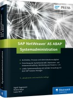 SAP NetWeaver AS ABAP - Systemadministration, Best.Nr. RW-3707, € 69,90