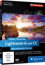 Adobe Photoshop Lightroom 6 und CC - Das umfassende Videotraining, Best.Nr. RW-3733, € 35,95