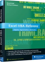 Excel-VBA-Referenz, Best.Nr. RW-3835, € 19,90