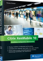 Citrix XenMobile 10, Best.Nr. RW-3882, € 49,90