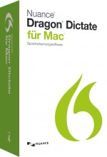 Dragon Dictate 4.0 f�r Mac Upgrade, Best.Nr. SC-0222, € 69,95