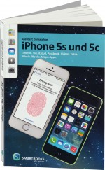 iPhone 5s und 5c, Best.Nr. SM-6505, € 19,95