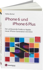 iPhone 6 und iPhone 6 Plus, Best.Nr. SM-6514, € 19,95