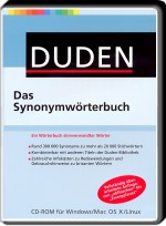 DUDEN - Das Synonymw�rterbuch, Best.Nr. SO-2228, € 19,95