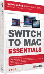 Parallels Desktop 9 Switch to Mac Edition, Best.Nr. SO-2529, € 119,00