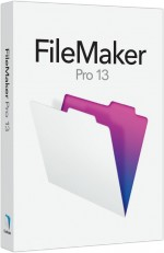 FileMaker Pro 13, Best.Nr. SO-2542, € 389,00