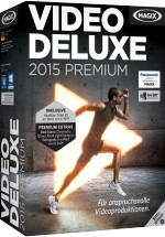 MAGIX Video deluxe 2015 Premium, Best.Nr. SO-2572, € 119,95