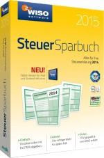 WISO Steuer-Sparbuch 2015, Best.Nr. SO-2577, € 28,95