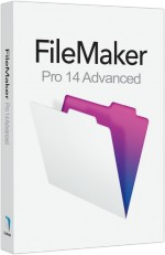FileMaker Pro 14 Advanced Upgrade von Version 14, 13, 12 oder 11, Best.Nr. SO-2621, € 369,00