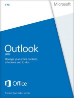 Microsoft Outlook 2013 - Key Card, Best.Nr. SO-3120, € 119,95