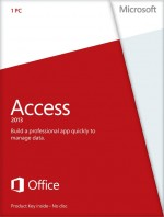 Microsoft Access 2013 - Key Card, Best.Nr. SO-3122, € 119,95