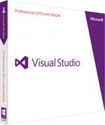 Microsoft Visual Studio Professional 2013 mit MSDN, Best.Nr. SO-3151, € 1.416,00