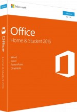 MS Office Home and Student 2016 f�r Windows - Key Card, Best.Nr. SO-3167, € 139,95