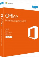 MS Office Home and Business 2016 f�r Windows - Key Card, Best.Nr. SO-3168, € 239,00