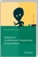 Enterprise Architecture Frameworks Kompendium, Best.Nr. SP-12954, € 49,95