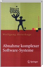 Abnahme komplexer Software-Systeme, Best.Nr. SP-68223, € 56,99