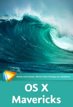 OS X Mavericks - Das gro�e Videotraining, Best.Nr. V2B-1246, € 39,95