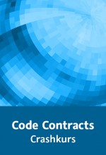 Microsoft Code Contracts - Crashkurs (Videotraining), Best.Nr. V2B-1535, € 29,95