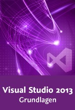 Visual Studio 2013 - Grundlagen (Videotraining), Best.Nr. V2B-1542, € 39,95