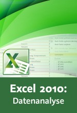 Excel 2010: Datenanalyse (Videotraining), Best.Nr. V2B-1738, € 26,95