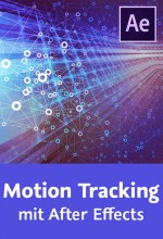 Motion Tracking mit After Effects (Videotraining), Best.Nr. V2B-1817, € 35,95