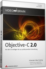 Objective-C 2.0 (Videotraining), Best.Nr. V2B-6276, € 44,95