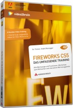 Fireworks CS5 (Videotraining), Best.Nr. V2B-6313, € 44,95