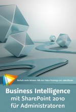 Business Intelligence mit SharePoint - Video-Training (Download), Best.Nr. V2B-661, € 39,95