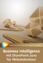 Business Intelligence mit SharePoint - Video-Training (Download), Best.Nr. V2B-757, € 29,95
