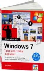 Windows 7 - Tipps und Tricks in Bildern, Best.Nr. VF-0036, € 9,90