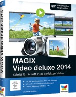 MAGIX Video deluxe 2014 - Schritt f�r Schritt zum perfekten Video, Best.Nr. VF-0118, € 29,90
