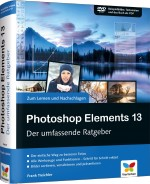 Photoshop Elements 13 - Der umfassende Ratgeber, Best.Nr. VF-0144, € 39,90