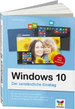 Windows 10 - Der verst�ndliche Einstieg, Best.Nr. VF-0161, € 19,90