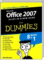 Microsoft Office 2007 für Dummies - Alles-in-einem-Band, Best.Nr. WL-70274, € 29,95
