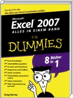 Excel 2007 f�r Dummies - Alles in einem Band, Best.Nr. WL-70374, € 29,95