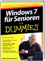 Windows 7 für Senioren für Dummies, Best.Nr. WL-70592, € 19,95