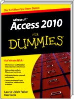Microsoft Access 2010 f�r Dummies, Best.Nr. WL-70613, € 19,95